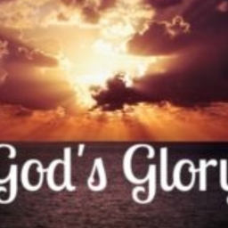 God wants to fill us with his own glory