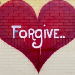 Forgiveness can only come from Love