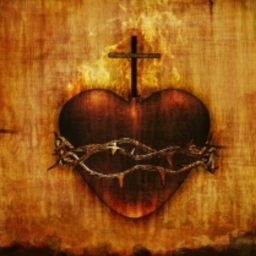 Inflame my heart with your merciful love